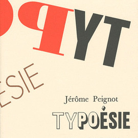 Jerome Peignot - Typoesie (French Edition)