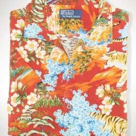 POLO RALPH LAUREN - Custom-Fit Tropical Print