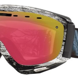 SMITH OPTICS(スミスオプティクス) - SMITH OPTICS(スミスオプティクス) PROPHECY BLACK/WHITE DARK SKY (レンズ RED SENSOR MIRROR 透過率60%)