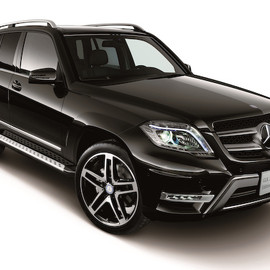 Mercedes-Benz - GLK 350 4MATIC Edition SCHWARZ