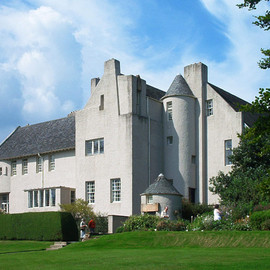 Helensburgh, Scotland - Hill House