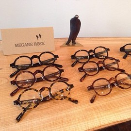 MEGANE ROCK - New Glasses