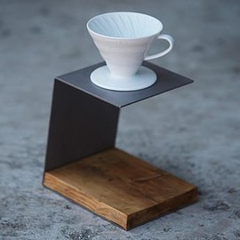 JM&SONS - Coffee Pour Over Stand Single
