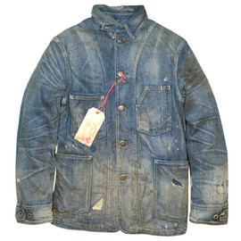 "RRL - RRL LIMITED EDITION DENIM ""IRON ALLS """