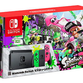 Nintendo Switch Splatoon2 - Nintendo Switch スプラトゥーン2セット