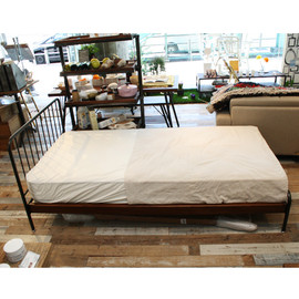Journal Standard Furniture - SENS BED SEMI DOUBLE