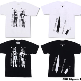 NEIGHBORHOOD - NEIGHBORHOODxC.EコラボTシャツ1200-004935-041-【新品】【smtb-TD】【yokohama】