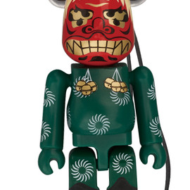 MEDICOM TOY - Happy BE@RBRICK 獅子舞