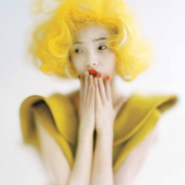 "Condé Nast - Vogue September 2012  - Tim Walker - ""Punk'd"" - Xiao Wen Ju"