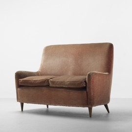 Gio Ponti  - settee from the Hotel Bristol