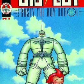 Frank Miller/Geof Darrow - The Big Guy and Rusty the Boy Robot