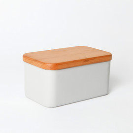 MARGARET HOWELL, NODA HORO - BUTTER CASE L GREY