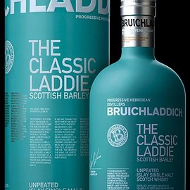BRUICHLADDICH - Bruichladdich The Classic Laddie Scottish Barley