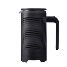 RIVERS - COFFEE PRESS CORE / FIN (Black)
