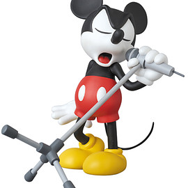 MEDICOM TOY - VCD MICKEY MOUSE(Microphone Ver.)