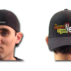 Angry Video Game Nerd Hat