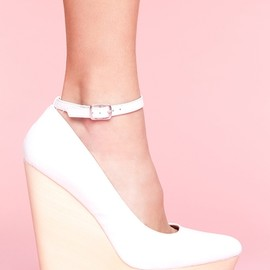 JEFFREY CAMPBELL - Pizan Platform Wedge