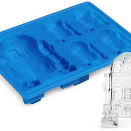STAR WARS - R2-D2 Ice Cube Trays