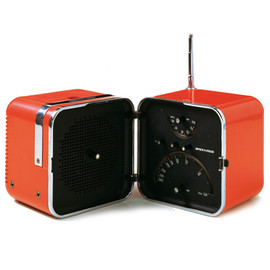 Brionvega - TS 502 (Orange)