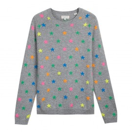 Chinti and Parker - Multi Star Sweater