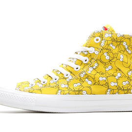CONVERSE - The Simpsons x Converse 2014 Spring Chuck Taylor All Star Hi