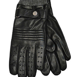 POLO RALPH LAUREN - PANCHING LEATHER GLOVE