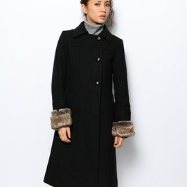 TOMMY HILFIGER - TH WOOL COAT
