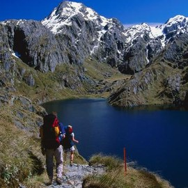 NewZealand - the Routeburn Track