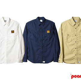 STANDARD CALIFORNIA - SD SPS T/C Work Shirt
