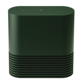 ±0 - Ceramic Fan Heater / Deep Green