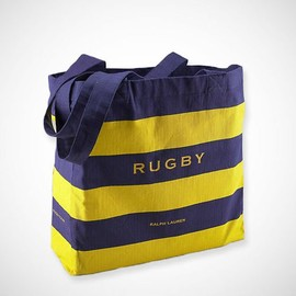 RUGBY RALPH LAUREN - Organic Match Eco-Tote