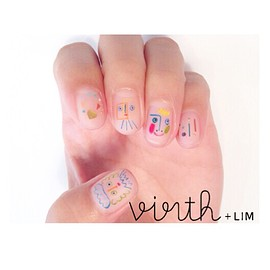 virth+lim - picasso nail