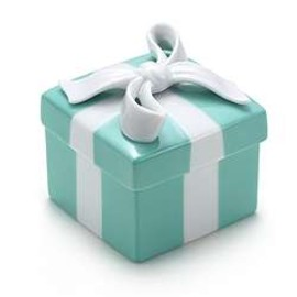 TIFFANY&Co. - blue box