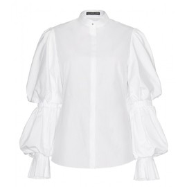 Alexander McQueen - COTTON BLOUSE