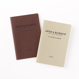 ARTS&SCIENCE - note