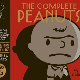"Charles M. Schulz - The Complete ""Peanuts"" 1950 -1952: Volume 1"