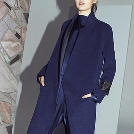 bassike - bassike-wool-satin-coat