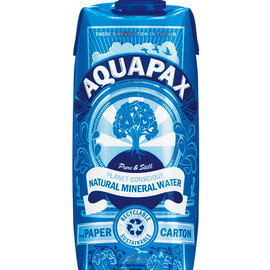 AQUAPAX - Natural Mineral Water 500ml