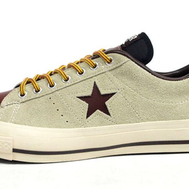 CONVERSE - ONE STAR J MONKEY-BOOTS 「made in JAPAN」 「LIMITED EDITION for STAR SHOP」
