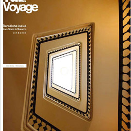 DD WAVE Co.,Ltd. - +81 Voyage Barcelona issue