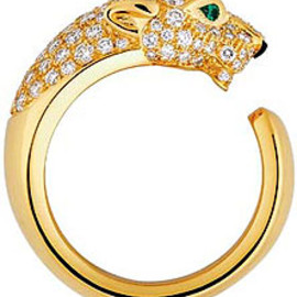 Cartier - Panthere Ring