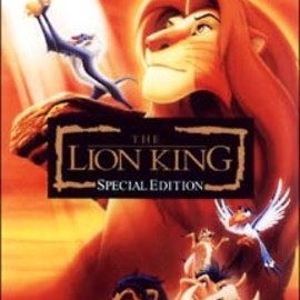 Roger Allers - Walt Disney Classics THE LION KING Special Edition