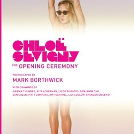 Mark Borthwick - Chloe Sevigny for Opening Ceremony