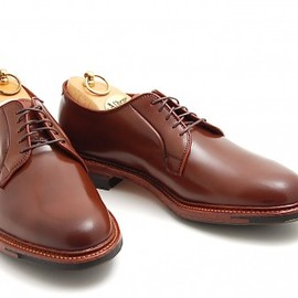 ALDEN - Ravello Plain Toe Blucher
