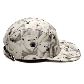 MOUPIA - Polar Bears 5 Panel Hat
