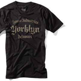 House Industries - YORKLYN BLACKLETTER MENS