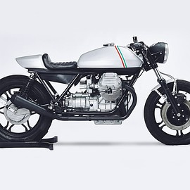 Untitled Motorcycles, (UMC) - 037 VIVO / Moto Guzzi 850 T3