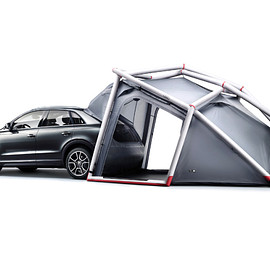 Heimplanet - Inflatable Camping Tent for Audi Q3