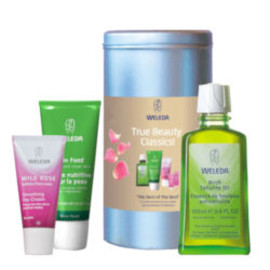 WELEDA - True Beauty Classic Gift Tin
