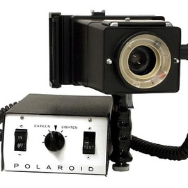 Polaroid - CU-5 Close-up Land Camera